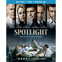 Spotlight Blu-ray Disc