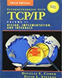 Internetworking with TCP/IP Vol. II: ANSI C