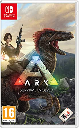 ARK: Survival Evolved - Nintendo Switch [Importación inglesa ...
