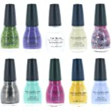 Sinful Colors Finger Nail Polish Color Lacquer Set 10-Piece Collection #42