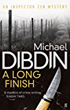 A Long Finish (Aurelio Zen Book 6)