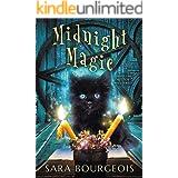 Midnight Magic (Familiar Kitten Mysteries Book 2)