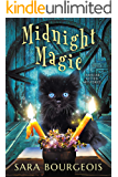 Midnight Magic (Familiar Kitten Mysteries Book 2)