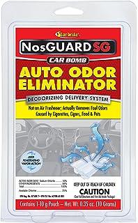 Purggo Car Air Freshener Auto Odor Eliminator 100