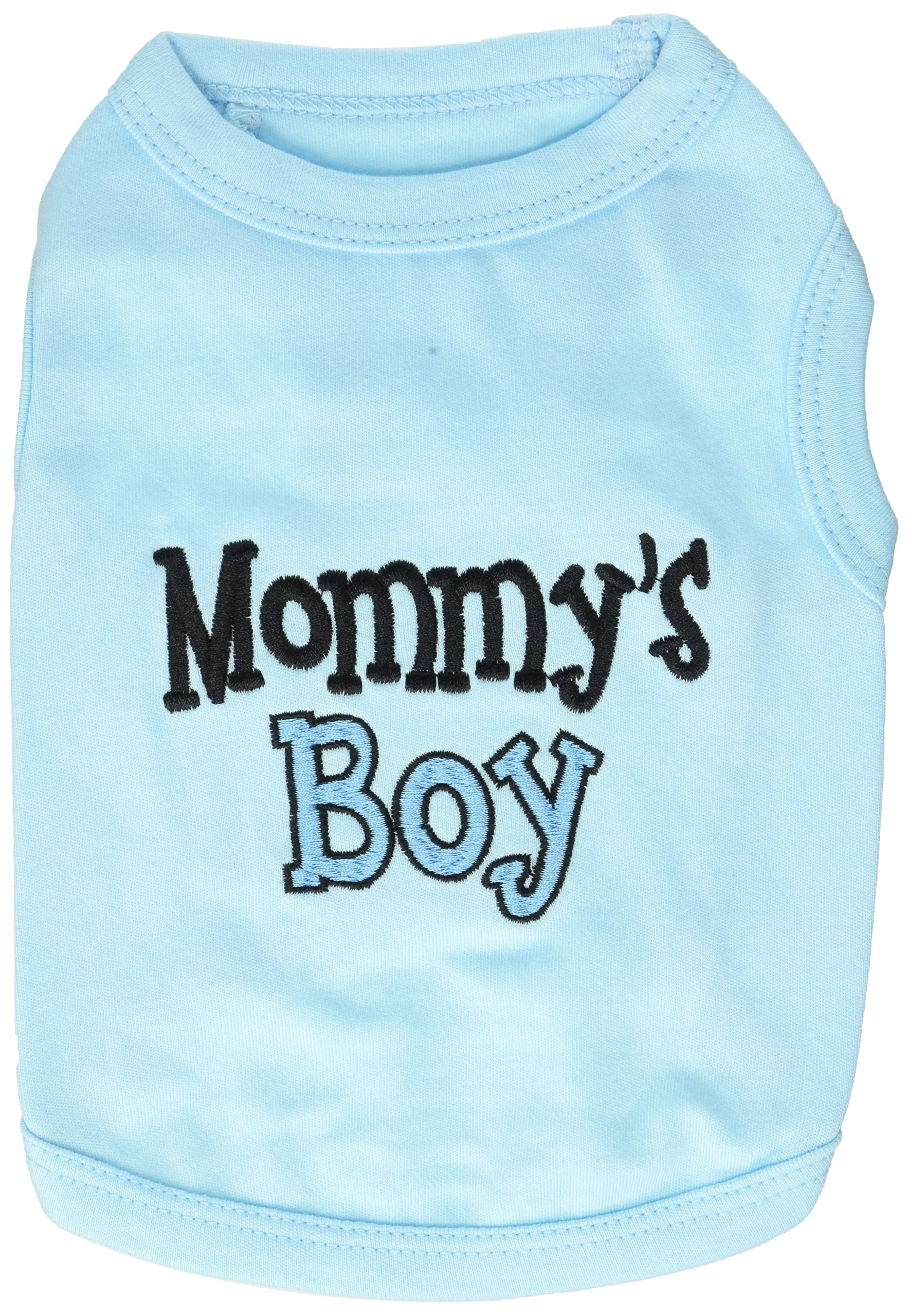 Parisian Pet Mommy's Boy T-Shirt, Small