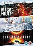 Disaster Triple:Megafault/Ice Quake/Collision Earth [DVD]