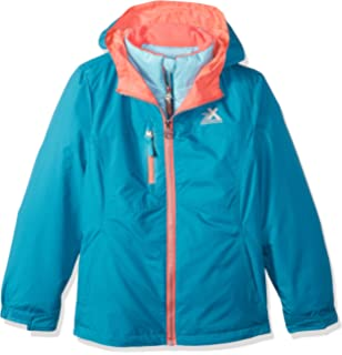 f1462c365b1d Amazon.com  ZeroXposur Lexy Big Girls Puffer Jacket  Clothing