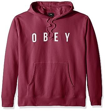 Obey Hombres 112470011 Sudadera con Capucha - Multi - XL: Amazon.es: Ropa y accesorios