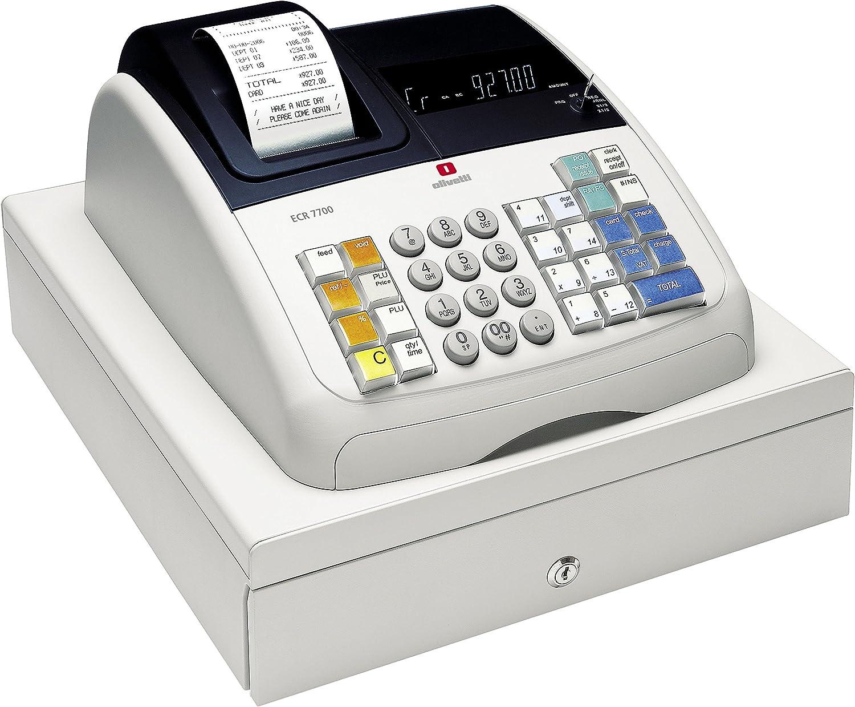 Olivetti 4866000 - Caja registradora: Amazon.es: Oficina y papelería