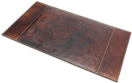 amazon com alpenleder desk pad piemont made of buffalo leather rh amazon com leather desk blotter south africa leather desk blotter pad