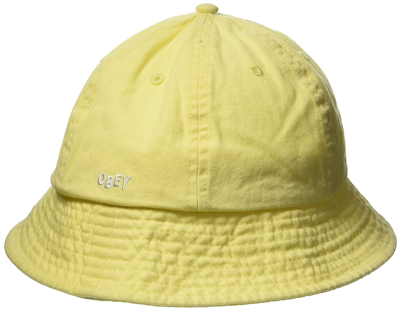 aab781b69b199 Amazon.com  Obey Men s Decades Bucket HAT