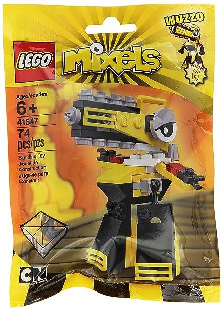 Amazon.com: LEGO Mixels Mixel Wuzzo 41547 Building Kit: Toys & Games