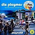 Die Playmos / Folge 28 / Den Bankräubern auf der Spur