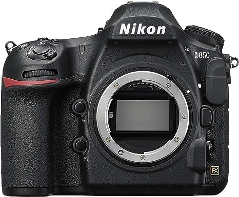 Nikon D850 SD1 - Cámara Digital de 45.7 MP (LCD de 3.2, 4K UHD ...