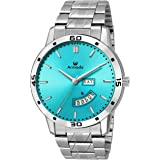 Armado Analogue Sky Blue Dial Men's Watch (Ar-100-Sky)