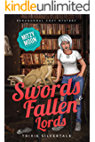 Swords and Fallen Lords: Paranormal Cozy Mystery (Mitzy Moon Mysteries Book 7)