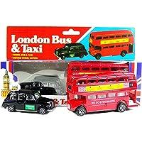 TB El Rojo de Londres Autobús de Dos
