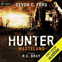 Hunter: Wasteland, Book 1