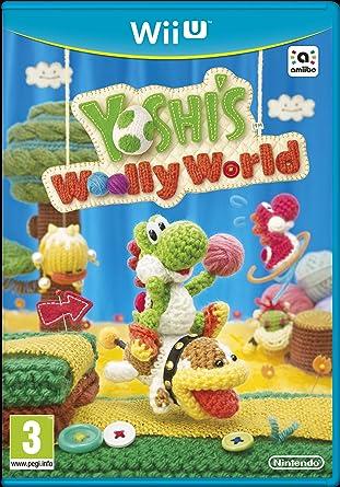 Nintendo Wii U Yoshi S Woolly World Juego Wii U Plataforma E