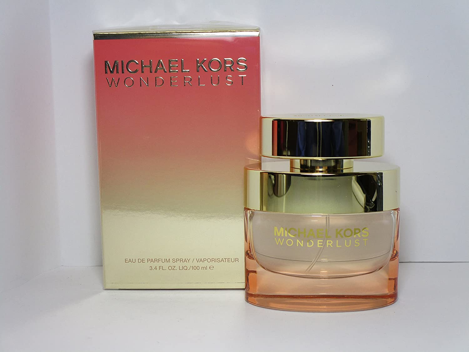 Michael Kors Wonderlust Eau de Parfum 3.4 oz Newly Launched