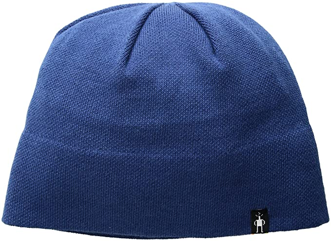 SmartWool Unisex The Lid Hat Bright Cobalt Heather One Size at Amazon Men s  Clothing store  b392b5cdad21