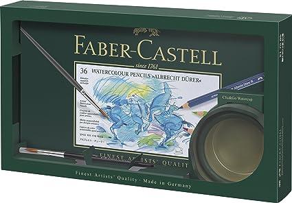 Faber Castell 217505 Set Albrecht Durer 36er Aquarellstifte 1