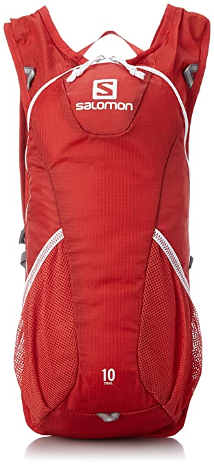 eaee92f0d7 Salomon Trail 10 Backpack - Bright Red White