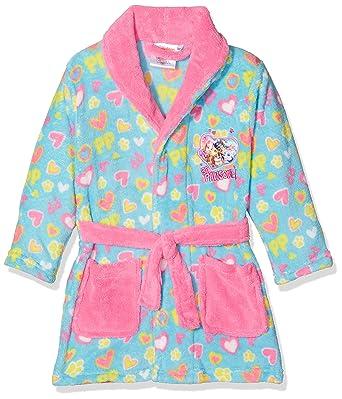 Character Wear My Little Pony Fleece Bademantel M/ädchen Rosa Schlafanz/üge Robe
