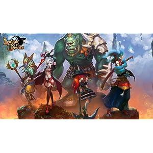 League of Devil(Evil vs. Justice): Amazon.es: Appstore para ...