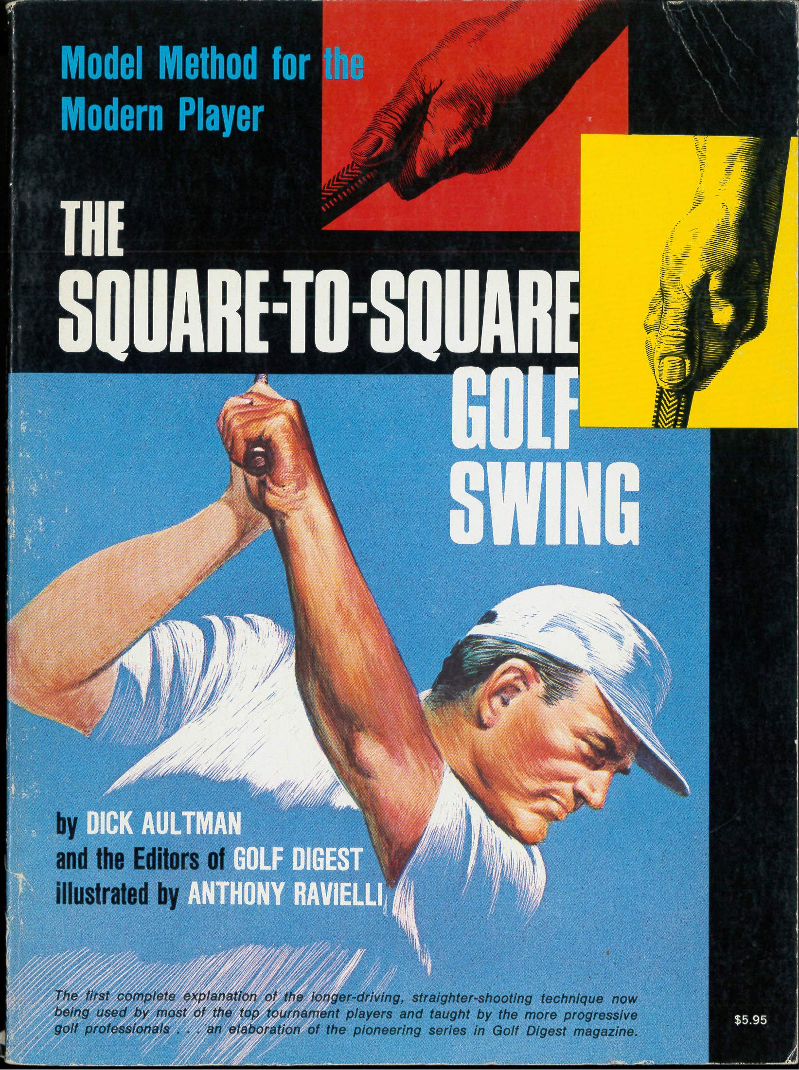 Square To Square Golf Swing Dick Aultman 9780671219475