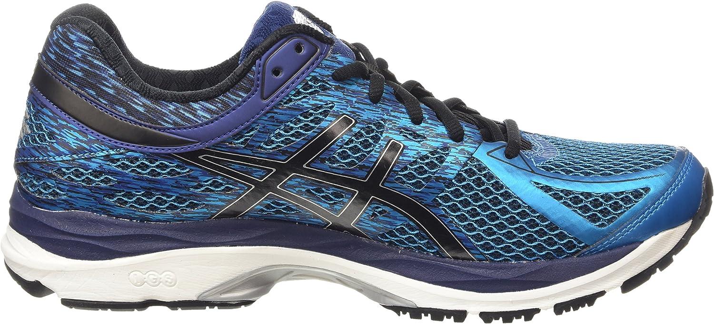 Asics Gel-Cumulus 17, Zapatillas de Running Unisex, Azul (Island Blue/Black/Indigo Blue), 41.5 EU: Amazon.es: Zapatos y complementos