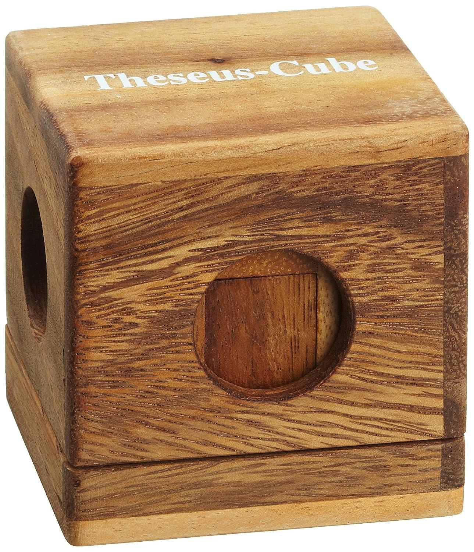 Philos Juego rompecabezas de madera; cubo de teseo