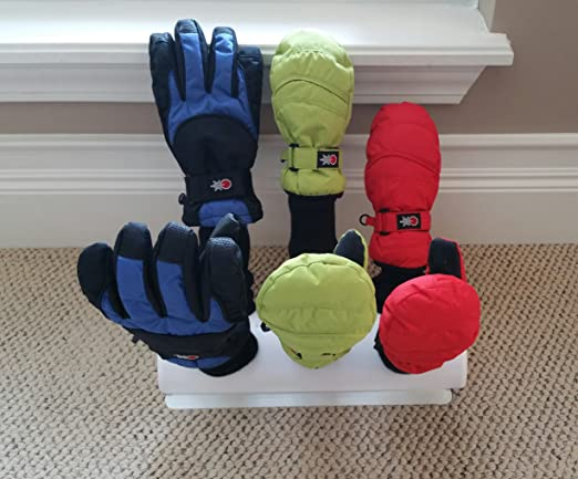 Green Glove Dryer for Hats, Gloves, Shoes and Mittens | Eco-Friendly Vent Drying System for Boots - Drying time