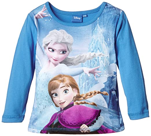 3 opinioni per Disney- 45fzant105 Ls T-shirt, T-Shirt Bambina
