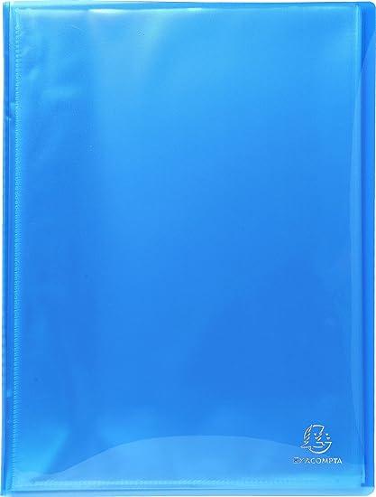 Exacompta Iderama Porte vues Polypro lisse 120 vues Coloris Al/éatoire