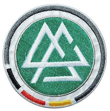 0b391f85d578a alles-meine.de GmbH Bügelbild - DFB Fußball Logo / Deutscher Fussball Bund -