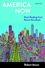 America Now: Short Readings from Recent Periodicals Paperback