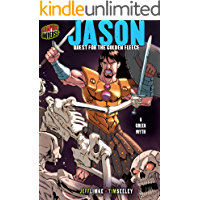 Jason: Quest for the Golden Fleece [A Greek Myth] (Graphic Myths and Legends)