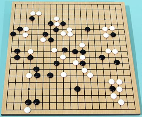 Go Game With Wood Board Ref No 710