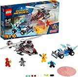 LEGO UK - 76098 DC Super Heroes Speed Force Freeze Pursuit Superhero Toy for Kids
