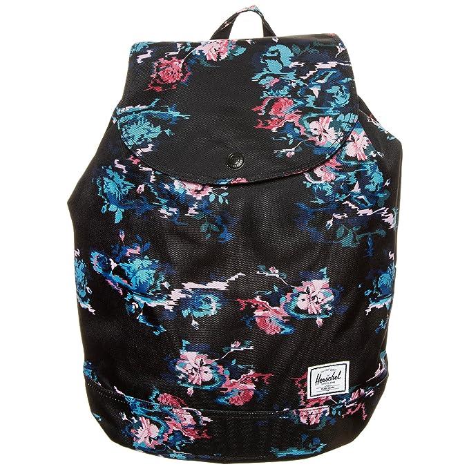 6eba0b3ebfa Herschel Supply Co. Reid Mid-Volume Floral Blur Backpack Bags  Amazon.ca   Clothing   Accessories