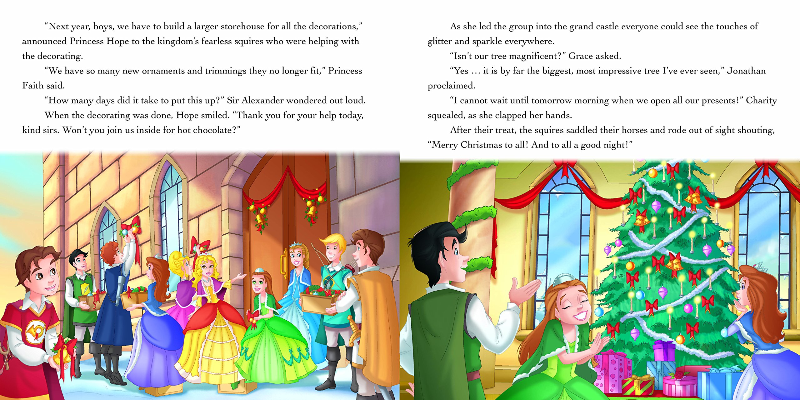 amazon com a royal christmas to remember the princess parables
