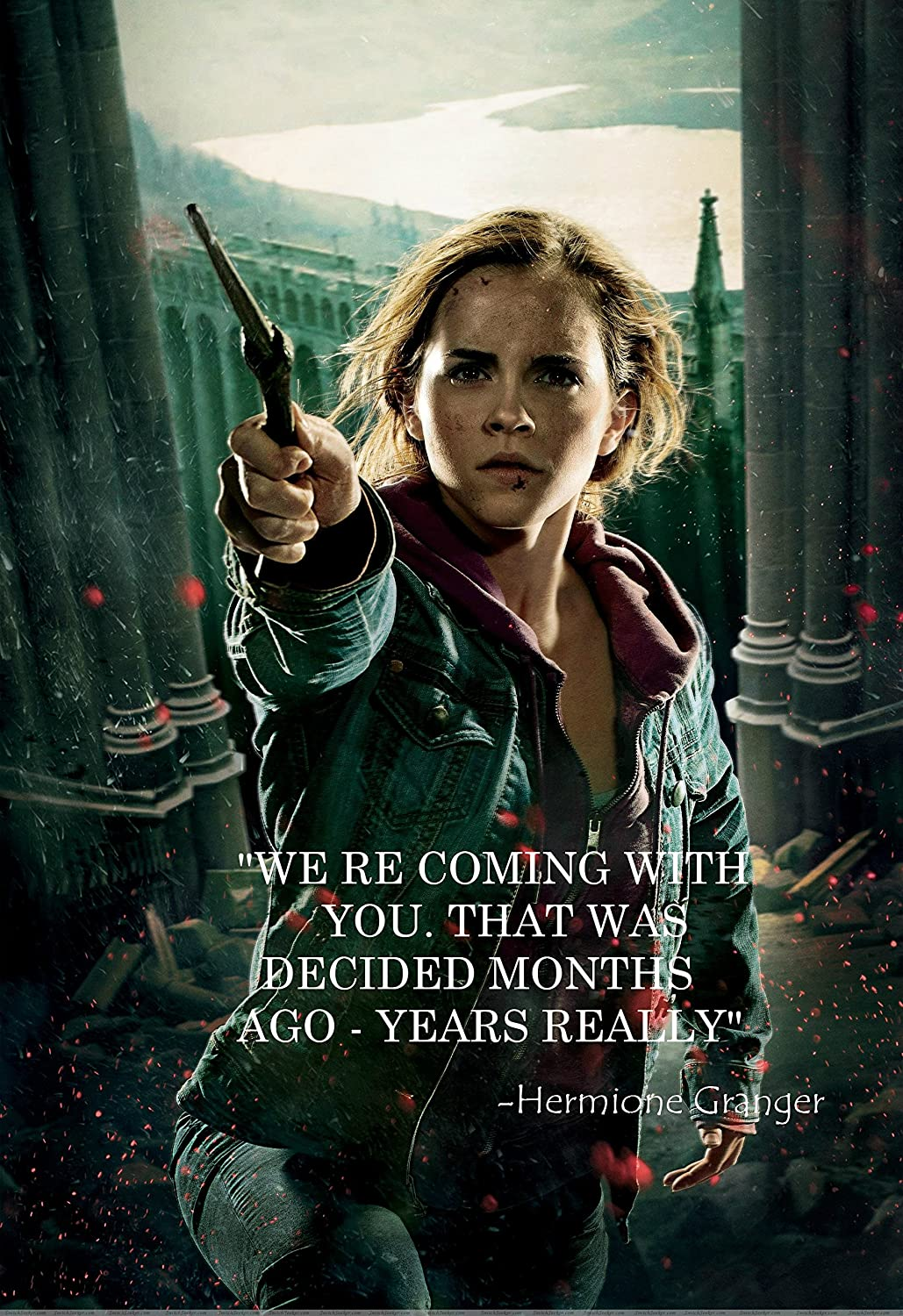 Amazon Hermione Granger Harry Potter Quotes Get Motivated