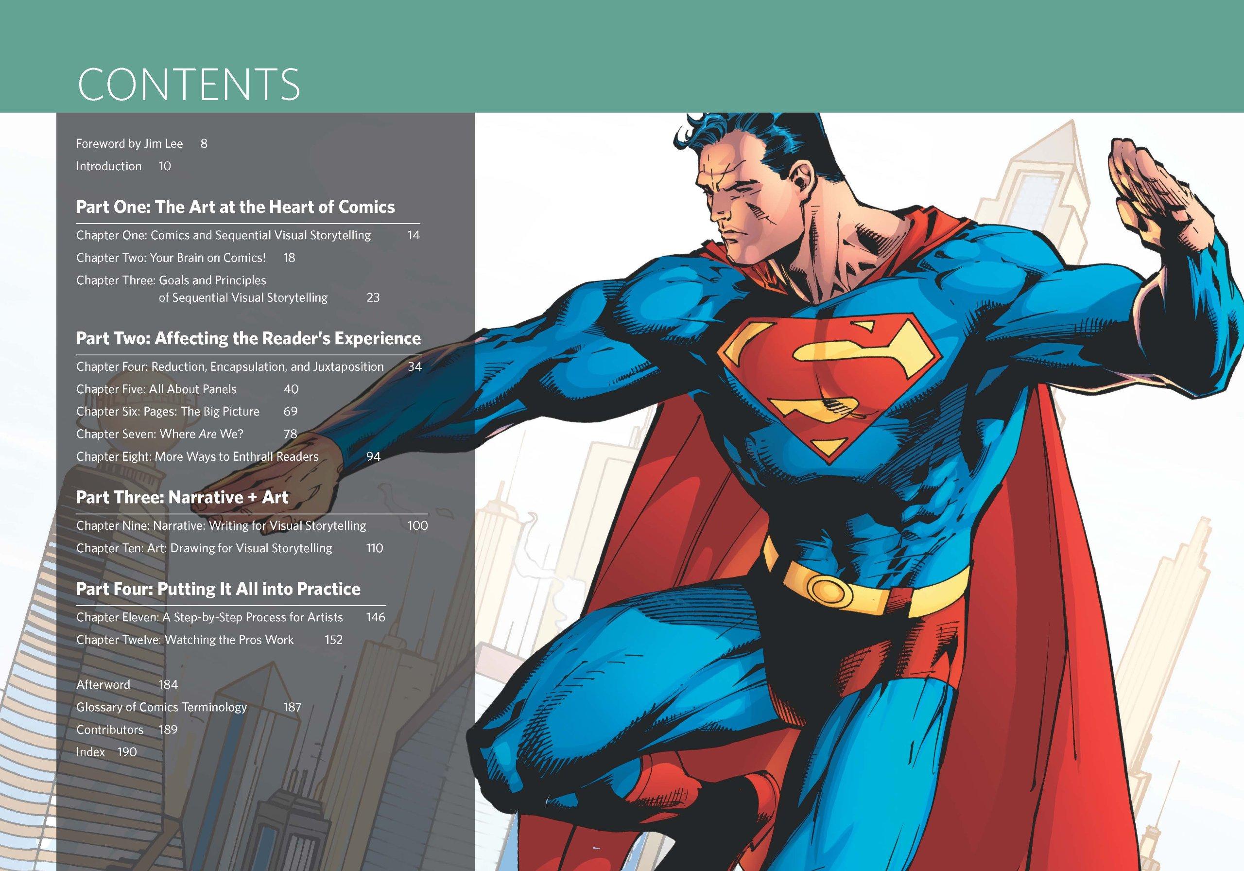 The Dc Comics Guide To Pencilling Comics Pdf
