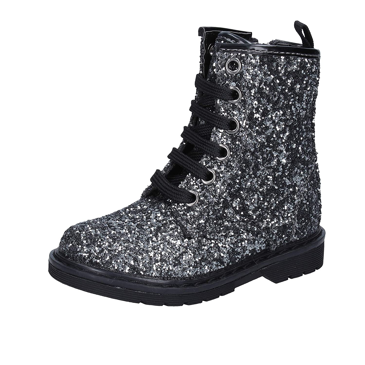 ASSO Boots Baby-Girls Silver