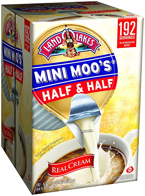 Land Lakes Mini Moos Half and.