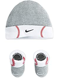 d6adcbfb4067 NIKE Children s Apparel Baby Boys  Hat and Bootie Two Piece Set