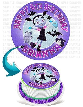 Vampirina - Papel de azúcar comestible para tarta ...