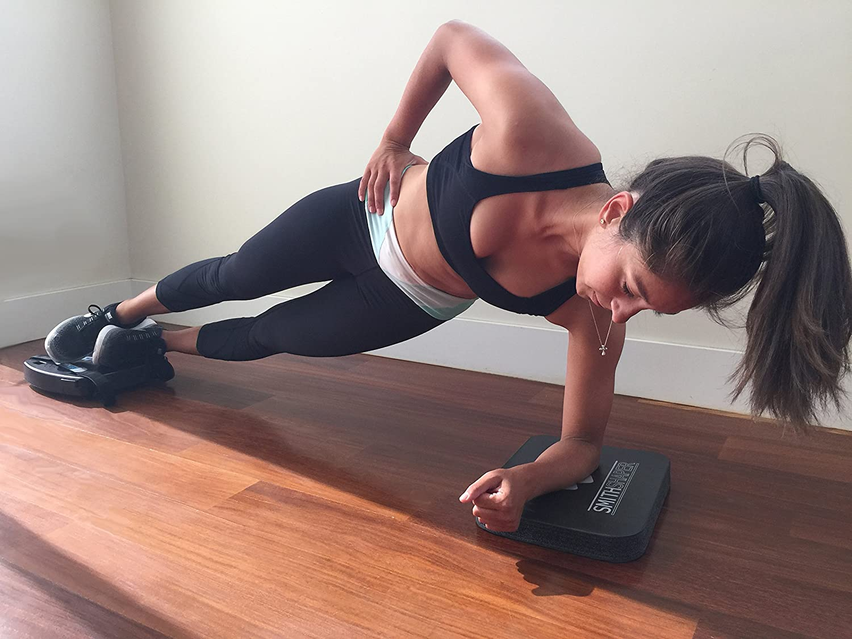 amazon com exercise pad kneeling pad thick yoga knee mat