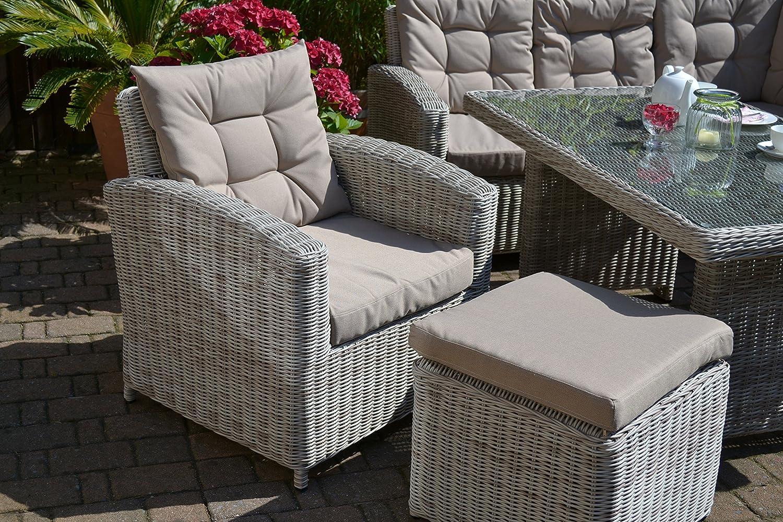 sitzlounge rattan best rattan kommode with sitzlounge. Black Bedroom Furniture Sets. Home Design Ideas